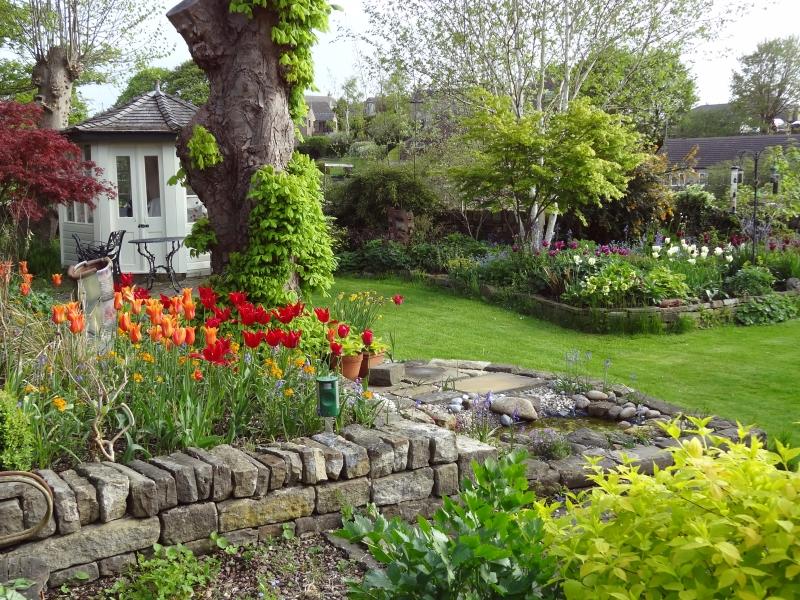 Honley Open Gardens