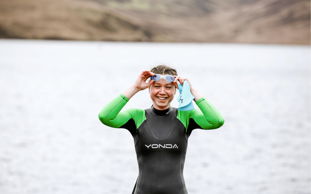 Top tips: thinking about open water swimming?